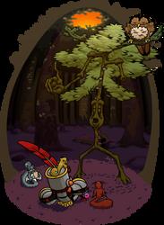 Abnoba's Sanctum by The-Quill-Warrior