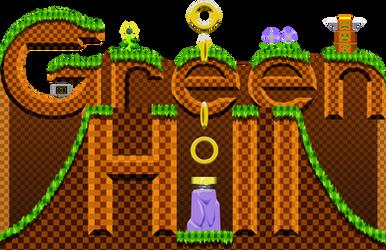 Green Hill Logo