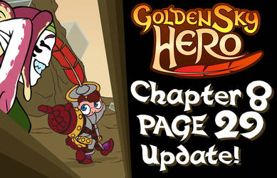 Golden Sky Hero ~ Chapter 8, Page 29 by The-Quill-Warrior