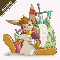 Grandia - Guido Touch-Up