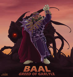 Grandia - Baal Touch-Up