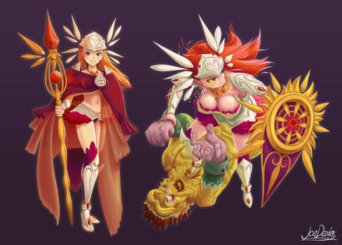 CDChallenge 63 - Norse Goddess Freyja