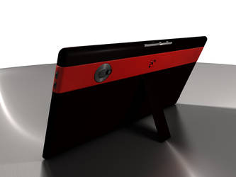 Android 3.0 tablet trial WIP 6 by MandesDesign