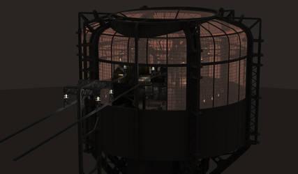 Toha Hi Station WIP by MandesDesign