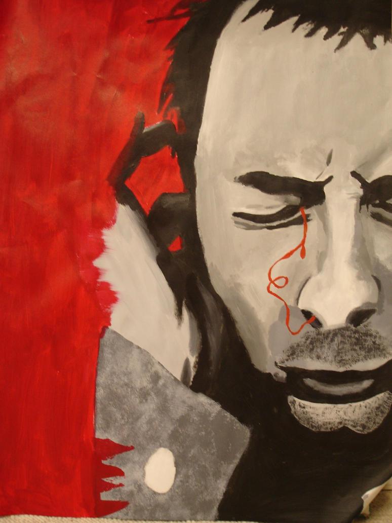 Radiohead by leahcarx