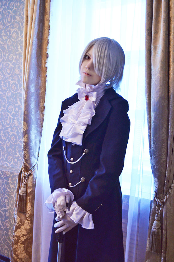 Pandora Hearts: Xerxes Break by Chizury on DeviantArt