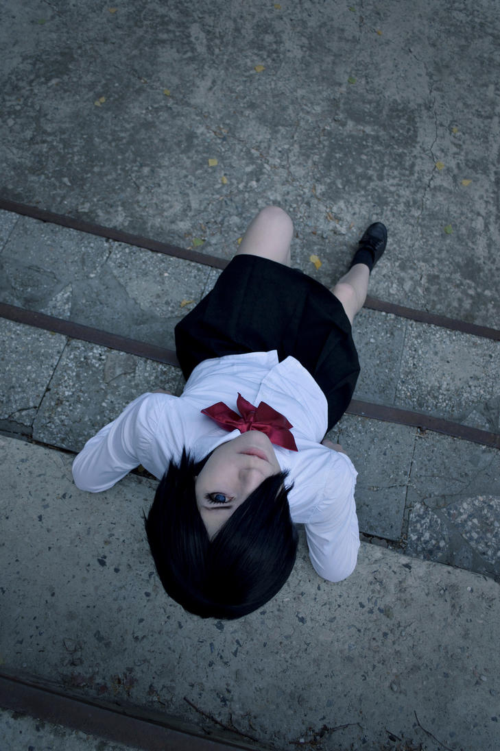 Touka Kirishima by Chizury