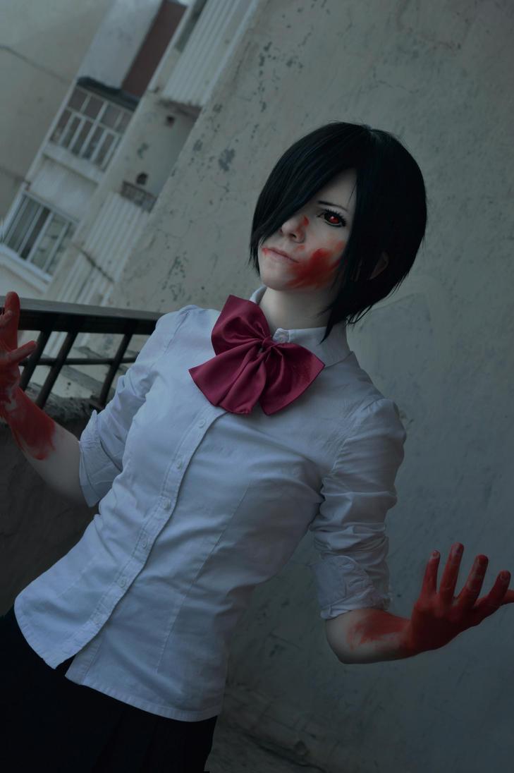 Touka Kirishima 3 by Chizury