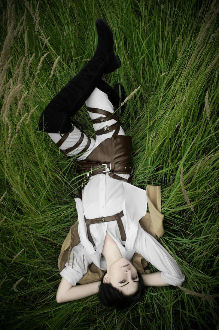 SNK: rivaille by Chizury