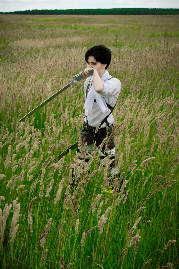 SNK: Levi by Chizury