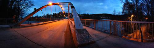 A walk in the night by ThomasJergel