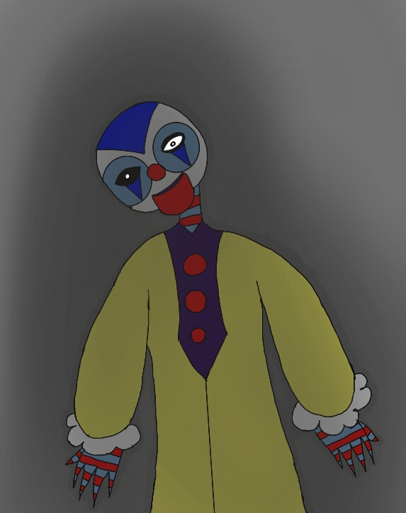 Zaire the Clown by WheatleyFangirl