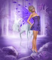 My Fantasy In Dreams by merrygrannyde