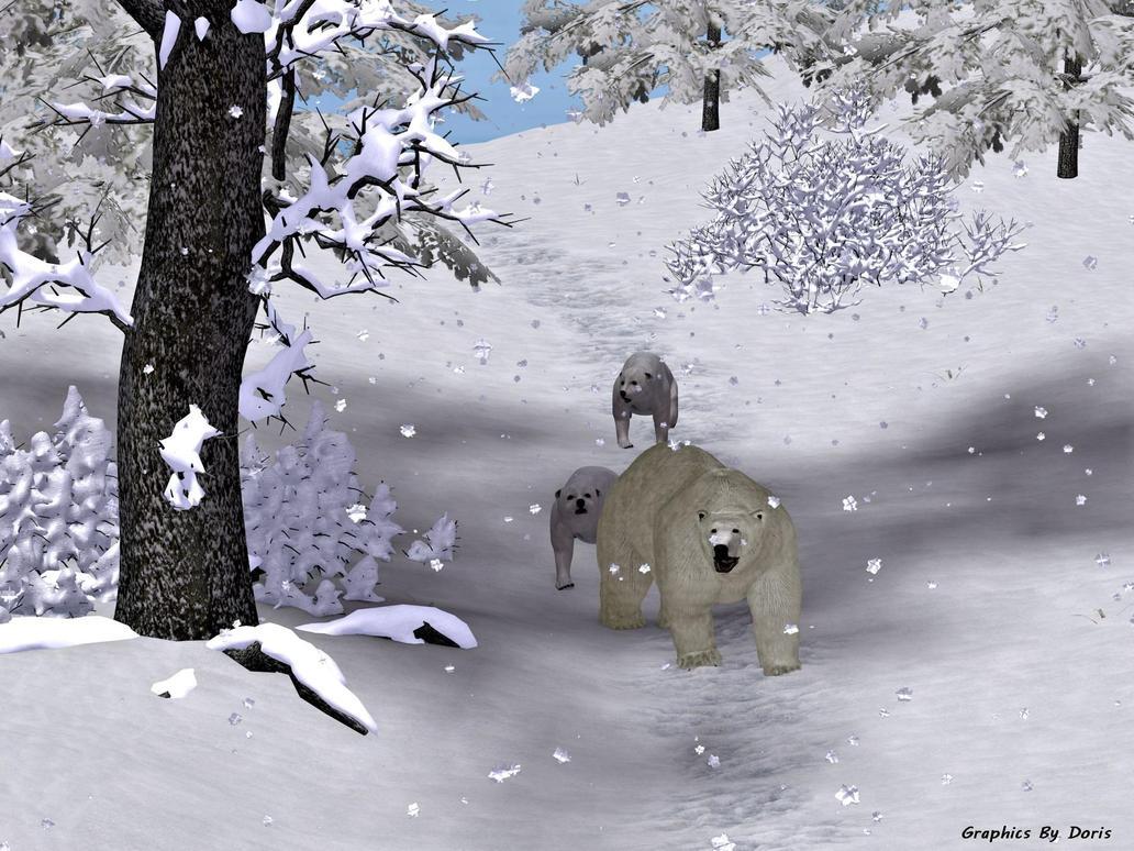Mama Bear by merrygrannyde