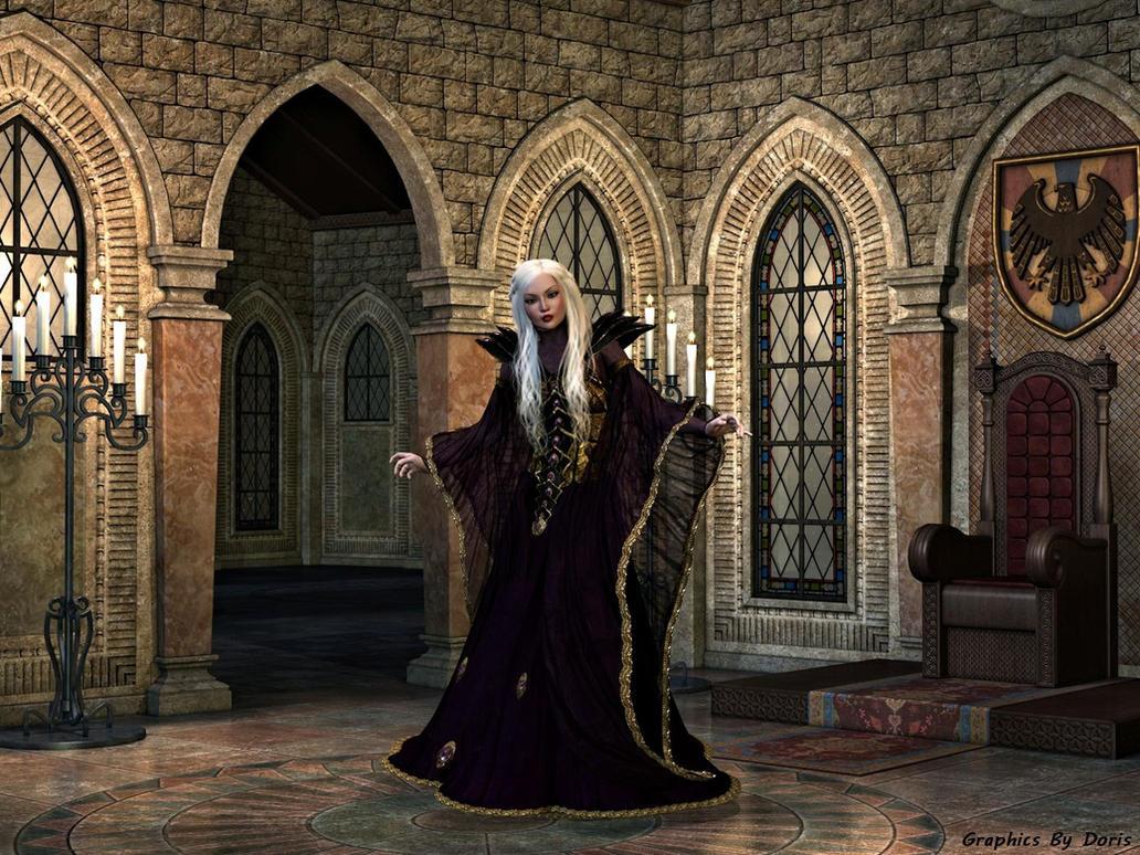 Queen Annabella by merrygrannyde
