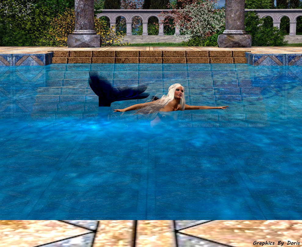 Splash! by merrygrannyde