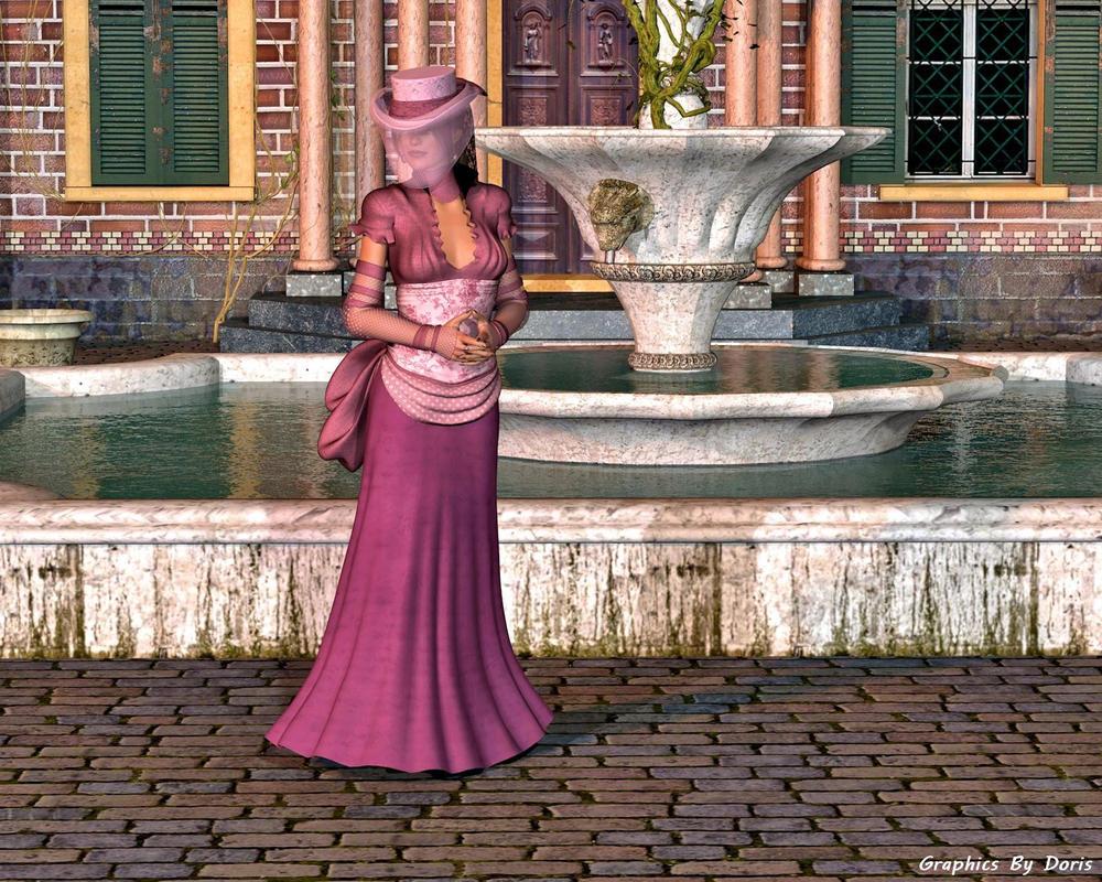 Pretty In Pink by merrygrannyde