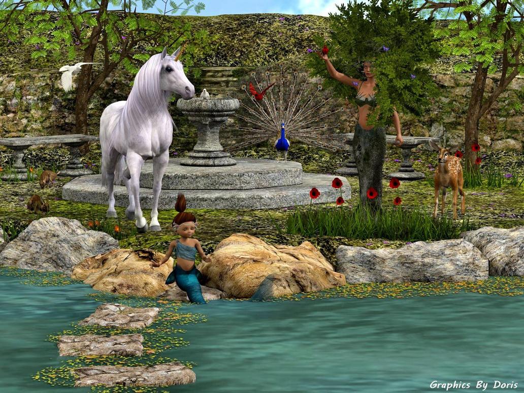 Enchanted Fantasy by merrygrannyde