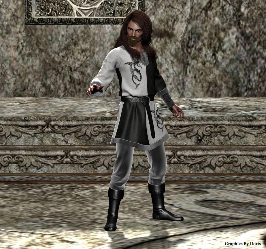 The Royal Prince by merrygrannyde