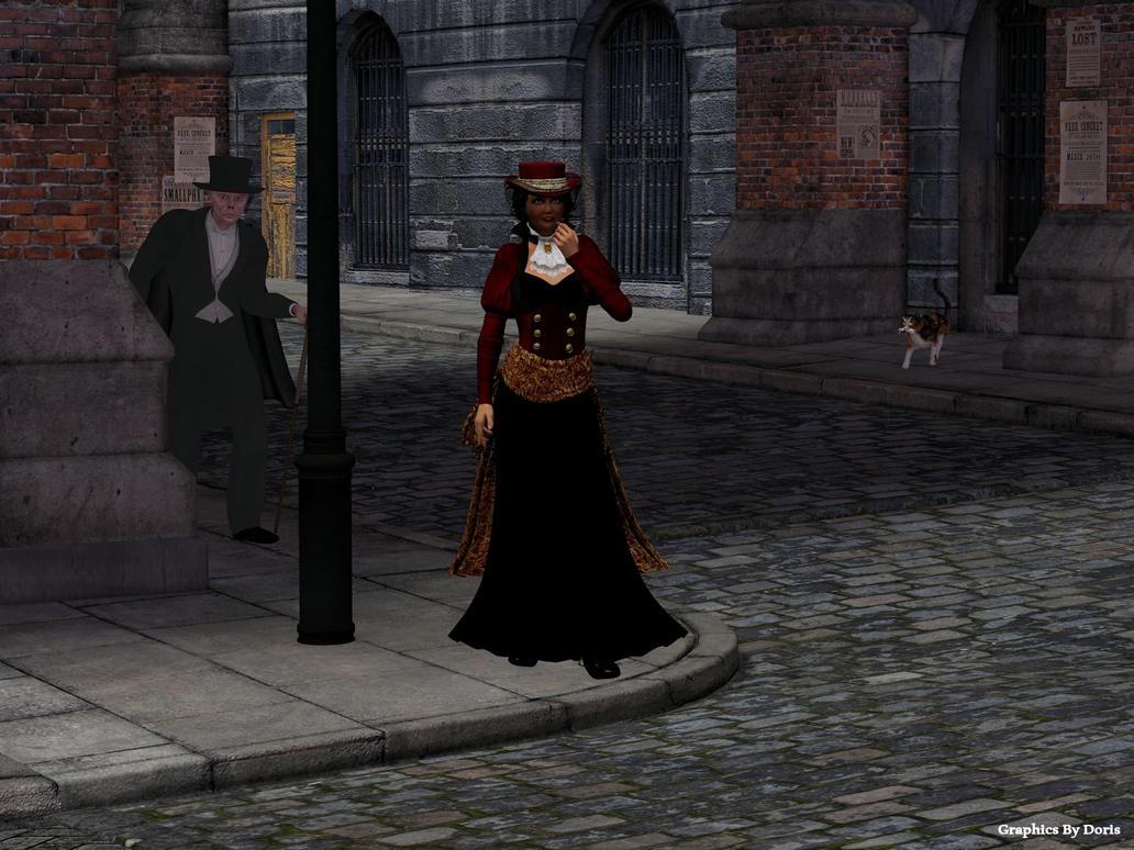 Old London Jack by merrygrannyde