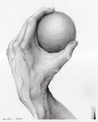 Hand Study by randomocity27