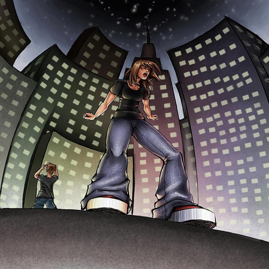 Rooftops by randomocity27