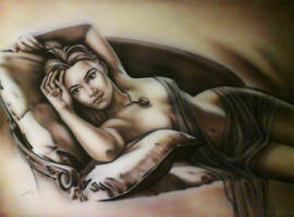Rose DeWitt Bukater by linkerart