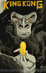 King Kong Movie Poster Concept