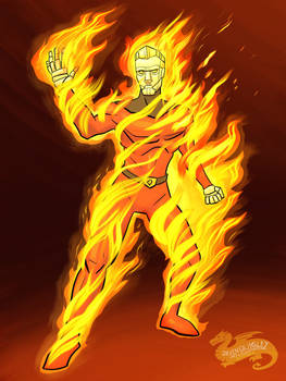 The Human Torch I, 2019