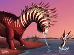 Dinovember 2019, Bajadasaurus