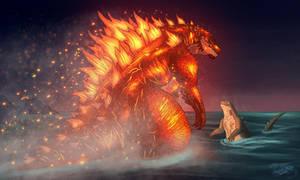 Kaijune 2020, Godzilla's Future