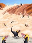 Dinovember 2020, Coelophysis