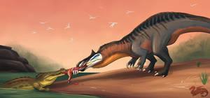 Dinovember 2020, Suchomimus