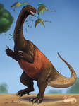 Dinovember 2020, Lufengosaurus