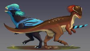 Dinovember 2020, Stegoceras