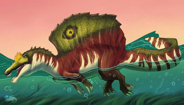 Dinovember 2020, Spinosaurus