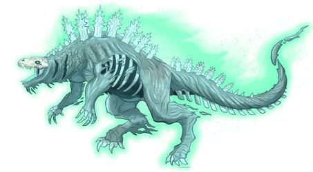 Kaijune 2021, Ghost Godzilla