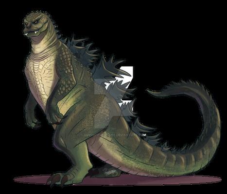 Kaijune 2021, Stan Winston Godzilla