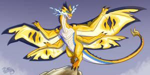 Smaugust 2021, Thunderbolt Dragon