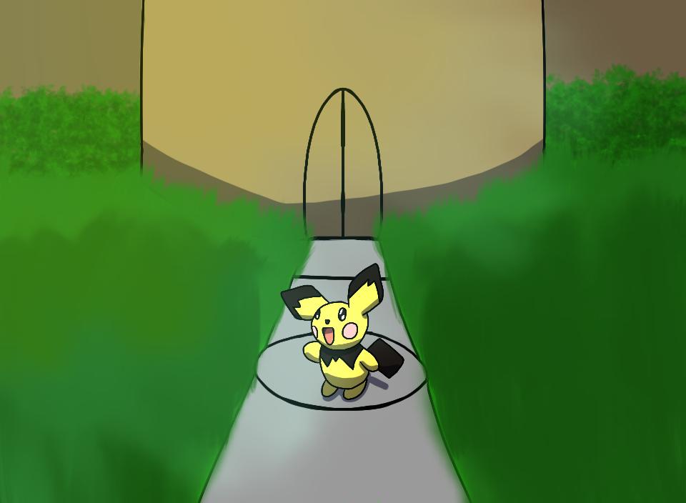Pokemon Reign Ref: ABC by bdg222