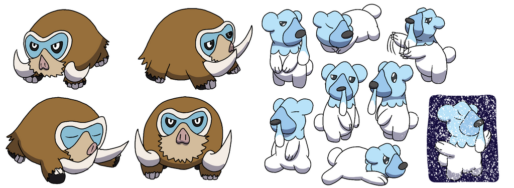 Ice Types by bdg222