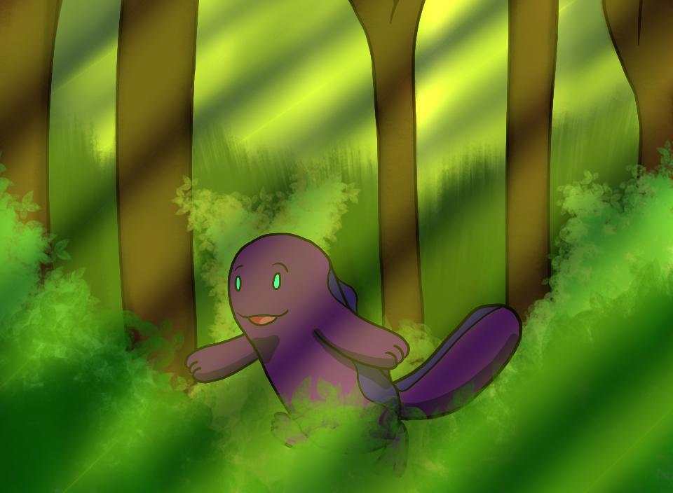 Pokemon Reign Exploration: 4/30/2015 by bdg222