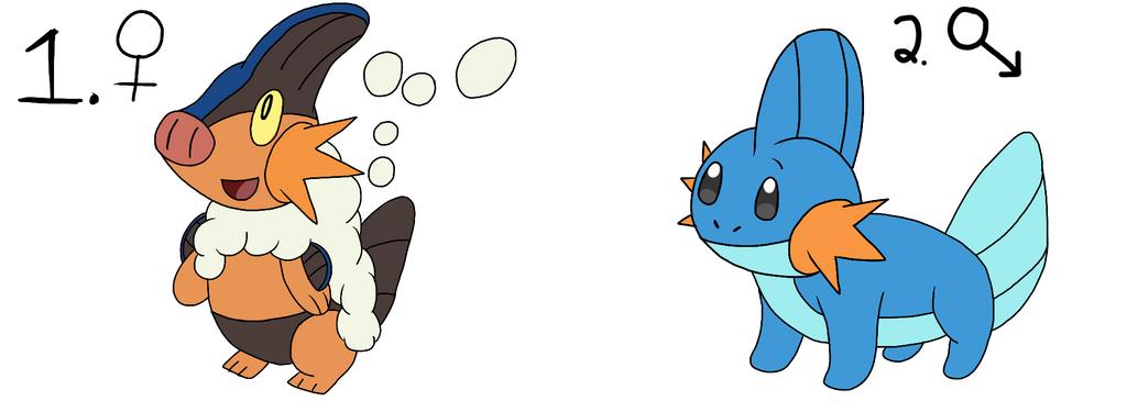Pokemon Realms Litter: Agnesi 13 by bdg222