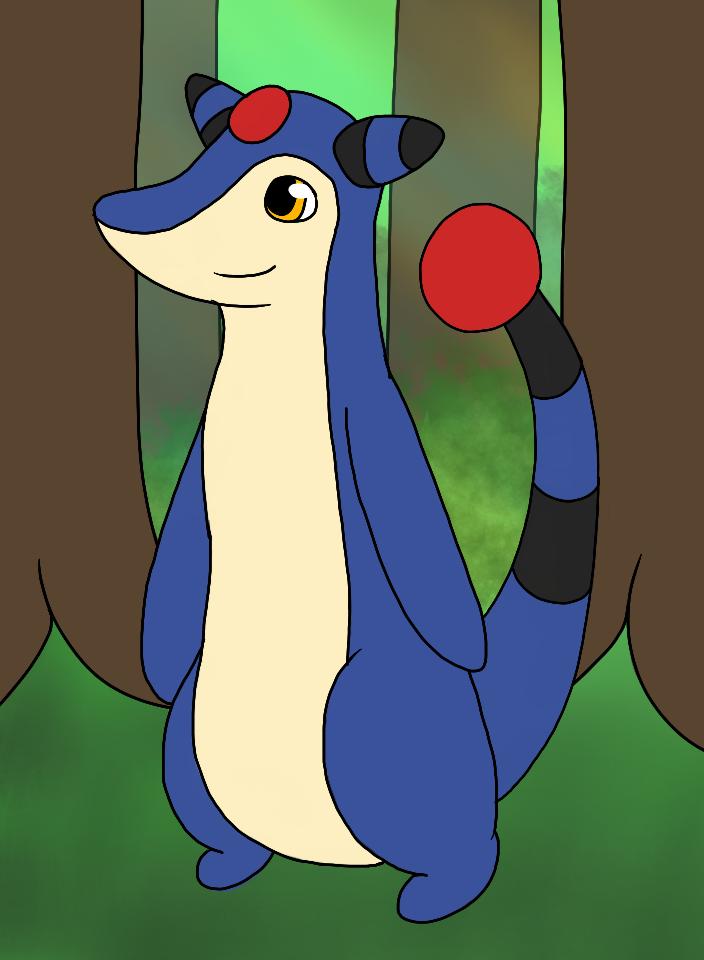 Pokemon Realms Ref: Erdos by bdg222