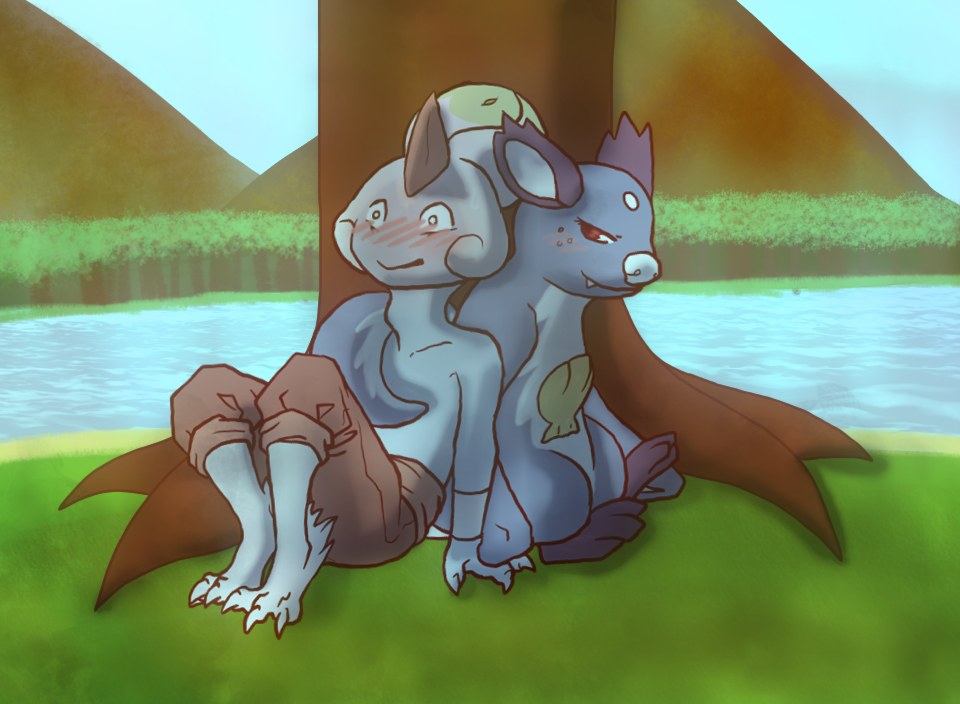 Pokemon Realms: Cute Date