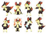 Pokemon Realms: Sukuna Art