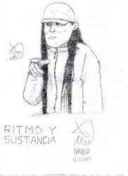 Puntillismo y sustancia by Solaire-Jhonson