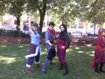 Kumoricon 2012 Team Avatar