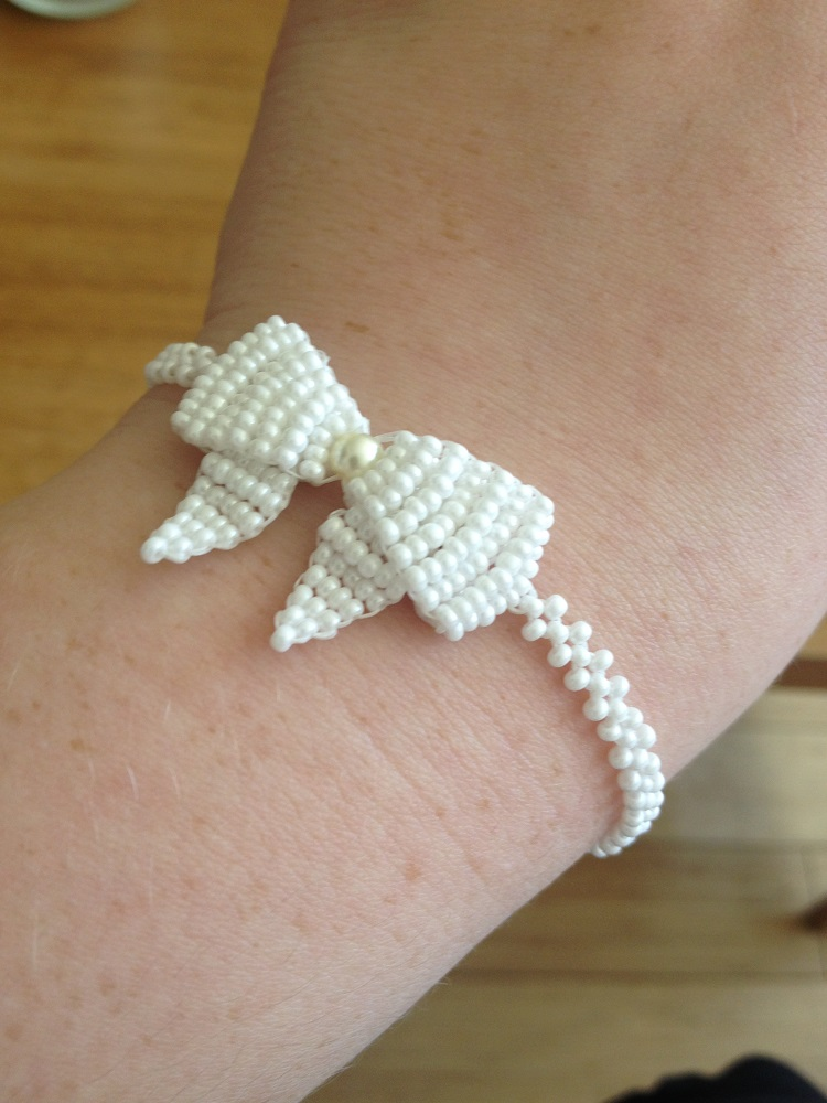 Bow Bracelet 2