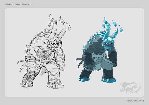 Whakan - Characters 02